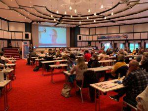 Ansicht des Konferenzraumes